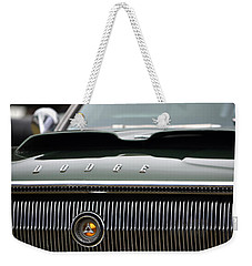 Dodge Charger Hood Weekender Tote Bag
