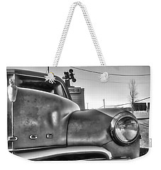 Dodge Drive In Weekender Tote Bag
