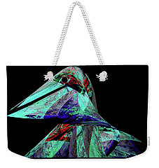 Dodo The Bird Weekender Tote Bag