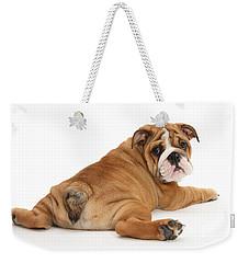 Does My Bum Look Big In This? Weekender Tote Bag