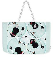 Dog Blossoms  Weekender Tote Bag
