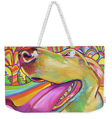 Dog Daze Of Summer Weekender Tote Bag
