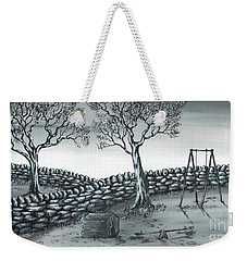 Dog House Weekender Tote Bag