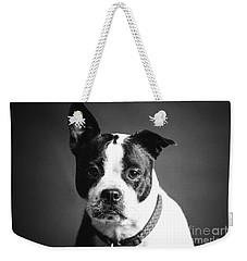 Dog - Monochrome 1 Weekender Tote Bag