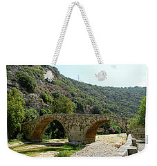 Dog River Weekender Tote Bag