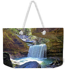 Dog Slaughter Falls Weekender Tote Bag