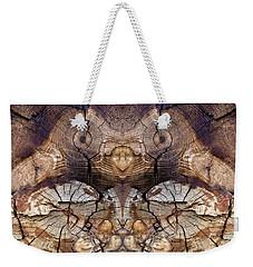 Dog-wood Owl Weekender Tote Bag