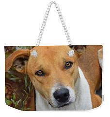 Doggie Style Weekender Tote Bag