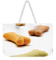 Dog's Biscuit  Weekender Tote Bag