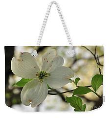 Dogwood Bloom Weekender Tote Bag