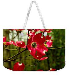 Dogwood Blooms In The Spring Weekender Tote Bag
