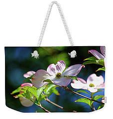 Dogwood Flowers Weekender Tote Bag