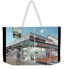Dolle's Popcorn Weekender Tote Bag