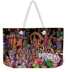Dolls In The Shop Window Weekender Tote Bag