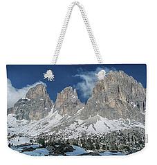 Dolomites 1 Weekender Tote Bag
