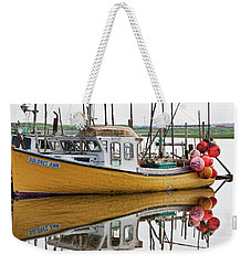 Dolores Ann The Old Fair Lady Weekender Tote Bag