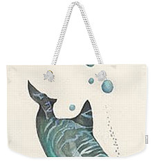 Dolphin And Two Friends Weekender Tote Bag