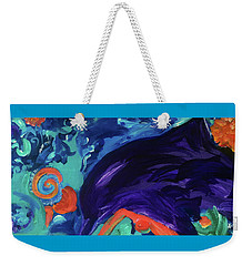 Dolphin Dreams Weekender Tote Bag
