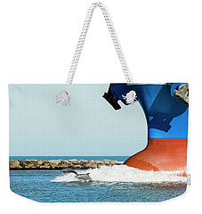 Dolphin Guides Weekender Tote Bag