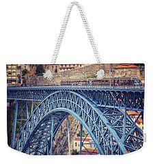 Dom Luis Bridge Porto  Weekender Tote Bag