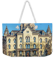Dome At University Of Notre Dame  Weekender Tote Bag