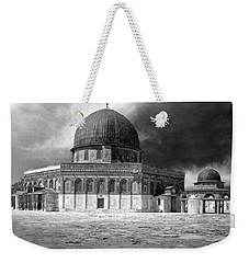 Dome Of The Rock - Jerusalem Weekender Tote Bag by Munir Alawi