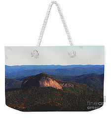 Dome Top Weekender Tote Bag
