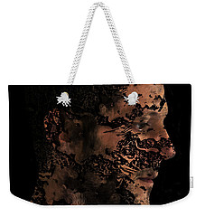 Domestic Disturbance Weekender Tote Bag