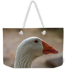 Domestic Goose Weekender Tote Bag