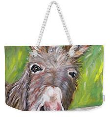 Dominic The Donkey Weekender Tote Bag