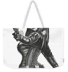 Domino Weekender Tote Bag