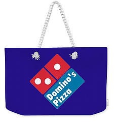 Domino's T-shirt Weekender Tote Bag