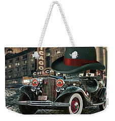 Don Cadillacchio Weekender Tote Bag by Marian Voicu