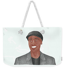 Don Cheadle Weekender Tote Bag