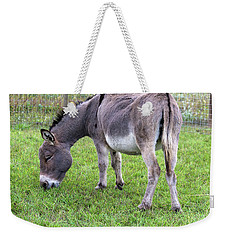 Donkey Farm Animal Weekender Tote Bag by Jit Lim