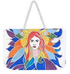 Donna Soul Portrait Weekender Tote Bag