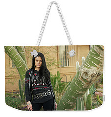 Don't Be Mean To Ileen Weekender Tote Bag