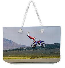 Don't Let Go Weekender Tote Bag