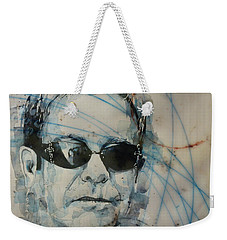 Don't Let The Sun Go Down On Me  Weekender Tote Bag by Paul Lovering