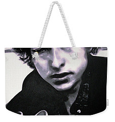 Dont Think Twice Its Alright Weekender Tote Bag