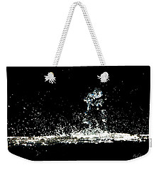 Don't Threaten Me With Love. Weekender Tote Bag by Bob Orsillo