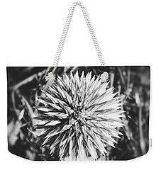 Don't Touch Me Weekender Tote Bag by Karen Stahlros
