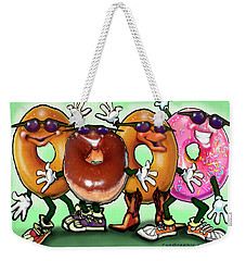 Donut Party Weekender Tote Bag