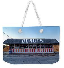 Donut Shop No Longer 3, Niceville, Florida Weekender Tote Bag