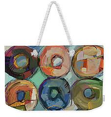 Donuts Galore Weekender Tote Bag