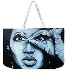 Donyele Weekender Tote Bag
