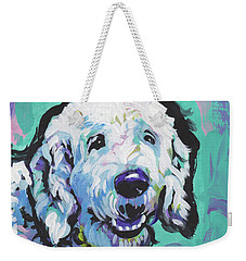 Doodly Doo I Love You Weekender Tote Bag