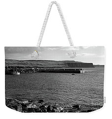 Doolin Harbour Weekender Tote Bag