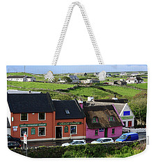 Doolin Village County Clare Weekender Tote Bag
