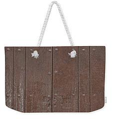 Door # 3  Weekender Tote Bag
